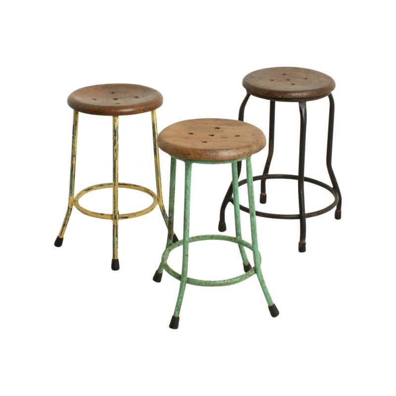 WARUNG STOOL    - CHAIRS, STOOLS