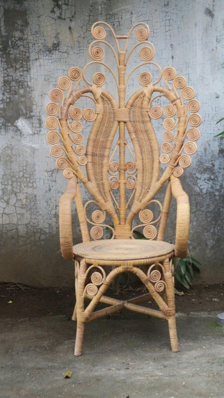 PEACOCK ARM CHAIR    - CHAIRS, STOOLS