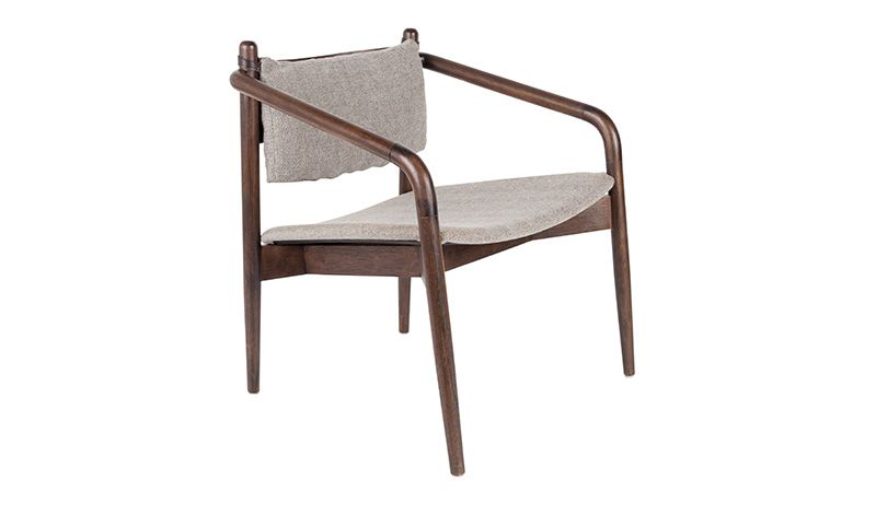 LOUNGE CHAIR LOLA    - CHAIRS, STOOLS