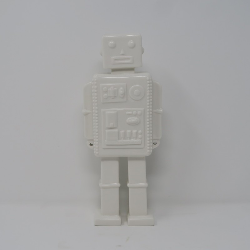 WHITE ROBOT CERAMIC