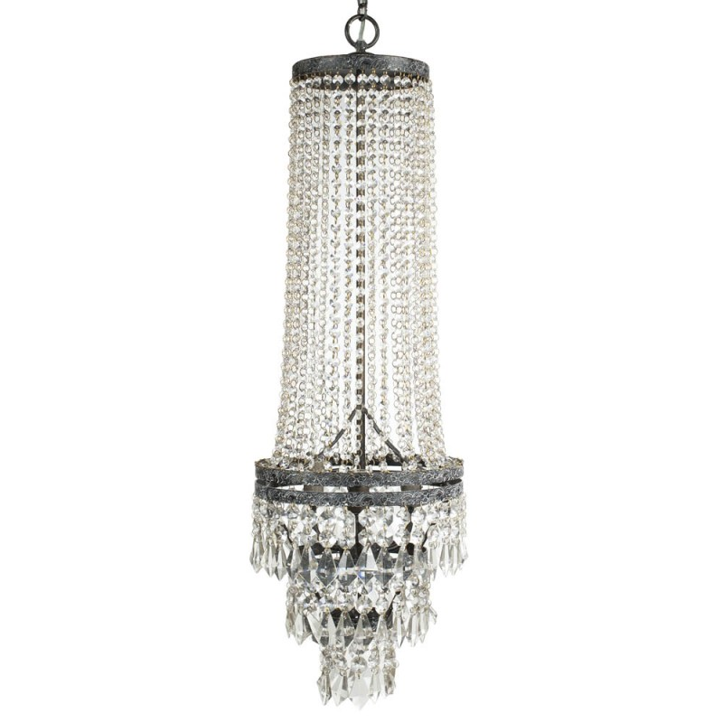 LOUIS CHANDELIER 3 LIGHTS      - HANGING LAMPS