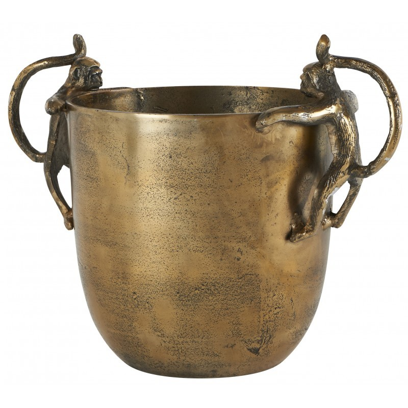 CHAMPAGNE BUCKET ANTIQUE       - DECOR ITEMS