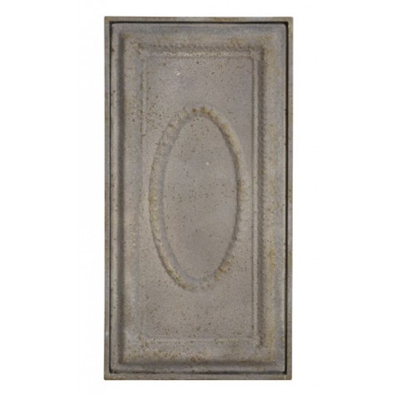 Wall Ornament Bethal Antique Grey - WALL PANEL, FRAMES