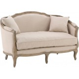 Sofa Chenonceau Biscuit Hetre Antic  - TIMELESS SOFA