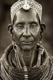 AFRICAN MAN CANVAS PHOTO FRAME - PHOTO PRINTS