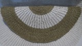 SEAGRASS ROUND CARPET 150