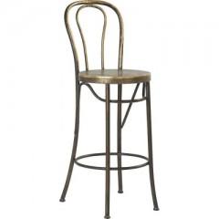 Goa Bar Chair Metal    - CHAIRS, STOOLS