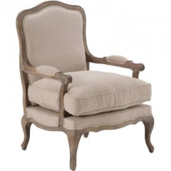 Arm Chair Bergere Blois Biscuit
