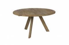 DININGTABLE RECYCLED TEAK