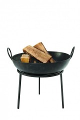 FIREPLACE IRON BLACK