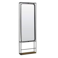 WALL MIRROR WITH SELF