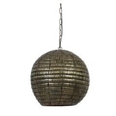 HANGING LAMP ANTIQUE BRONZ
