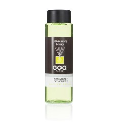 GOA HOME PARFUME RECHARGE SMALL BERGAMOTE TONKA  - HOME PARFUME