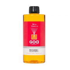GOA HOME PARFUME RECHARGE LARGE CINNAMON VANILLE  - HOME PARFUME