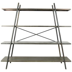 IRON SHELF W - CABINETS, SHELVES