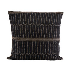 SILK PILLOW BLACK ROPE 60