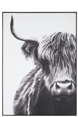 WALL DECO YAK PAPER BLACK AND WHITE - PHOTO PRINTS
