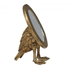 OVAL MIRROR DUCK FEET       - DECOR ITEMS