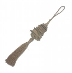 TASSEL RIVER WOOD       - DECOR ITEMS