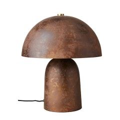TABLE LAMP FNG RUSTY