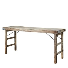 NATUR MARKET CONSOL TABLE - CONSOLS, DESKS