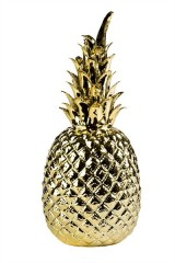 PINEAPPLE GOLD       - DECOR ITEMS