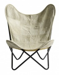 Butterfly Chair Canvas