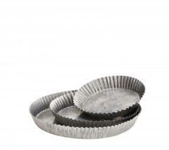 Zink Wavy Tray3 Sizes