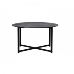 Coffee Table Raw Bronze     - CAFE, SIDETABLES